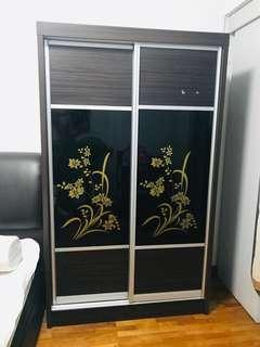 🚚 Good for rental home: Wardrobe Cupboard like new condition