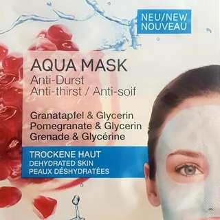 Garnier SkinActive Pomegranate Aqua Mask (Anti-Thirst for Dehydrated Skin)