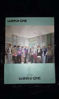 [CD] Wanna One - 1st Album : 1¹¹=1 Power of Destiny (Romance ver.) Sealed