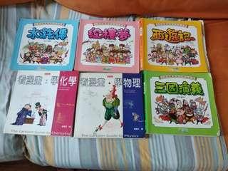 小朋友書籍(西遊記比較殘舊)