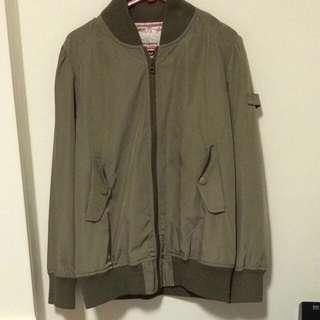 Dipdrops Japan - US Airforce In Military/Army Green