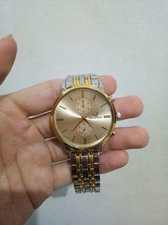 [ DIJUAL CEPAT ] Jam tangan Orlando, Gold Secondhand