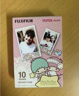 Fujifilm little twin star 即影即有卡通相紙 instant film with Cartoon 10pcs
