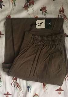 Zara Pants - Brunette