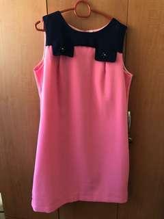 🚚 Pink OL dress