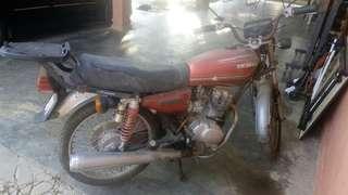 Honda CG125 tahun 1985