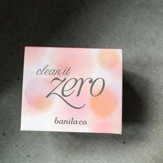 Banila Co. Clean It Zero 卸妝霜 全新未開封