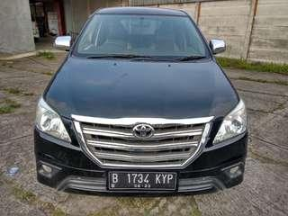Toyota Innova g manual 2015