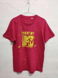 Uniqlo x MTV original