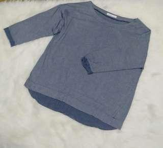 T-SHIRT STRIFED IMPORT / TUNIK / BLOUSE