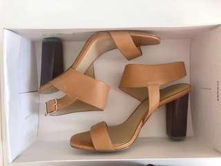 Light brown sandals
