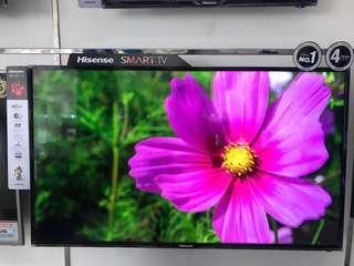 Hisense Smart TV 49inch Bisa Kredit Tanpa Bunga