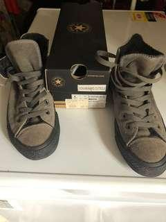 Converse - C Taylor A/S HI M3310 Black Mono - Shoes  Black converse seasonal hi tops lined women's 6.5 men's 4.5