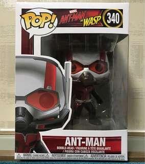 FUNKO POP no. 340 ANT-MAN 蟻俠