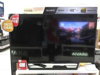 48 Internet TV Sony Bisa Kredit Tanpa CC