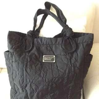 Marc by Marc Jacobs Standard Supply Black Quilted Nylon Tote