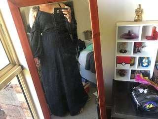 BNWT Plus size black dress