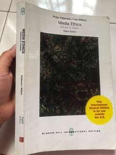 MEDIA ETHICS (8th Edition)