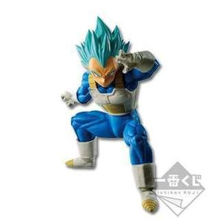 Dragonball Inchiban kuji Prize C - Vegeta