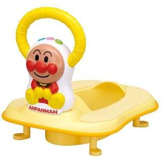 Anpanman Baby Auxilliary Toilet Seat Chatting - Interactive with buttons and sounds