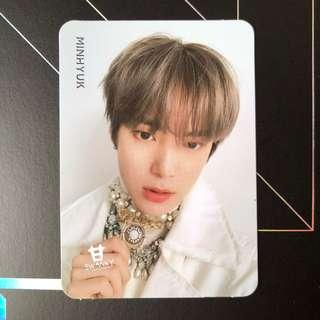 WTT MONSTA X - TAKE.2 WE ARE HERE 2ND ALBUM (Photocard)
