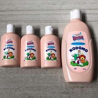 🚚 Kodomo Baby Bath Mild and Natural