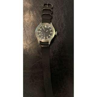 Azimuth Pilot Watch