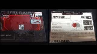 Original Altec Lansing Mini H2O RED Bluetooth Speaker