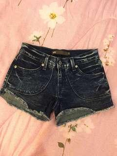 [XS] Levi's Denim Short Pants