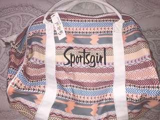 Sportsgirl Duffel Bag