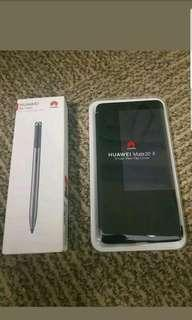Mate 20x M pen and smart cover