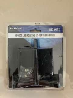 Voodoo Lab Mounting Kit for Rockboard
