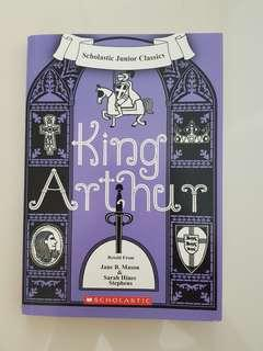 🚚 King Arthur Children Storybook