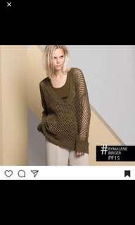 丹麥頂級奢華品牌上衣