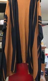 H&am 薄身寬鬆長身外套