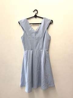 🚚 Baby Blue Dress