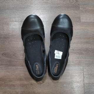 Payless Comfort Plus Black Ballet Flats