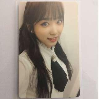(WTT) Nako Photocard