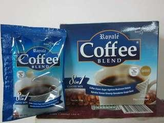 ROYALE COFFEE 8in1 blend