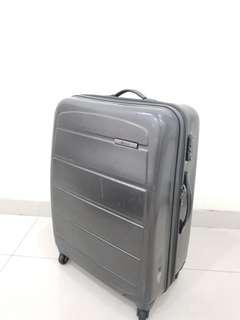 Delsey Double Zipper Luggage 26 inch