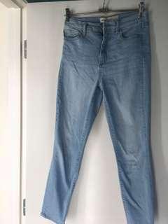 Gap Skinny Jeans ⚡️ Size 26R/ fits 8-10