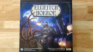 Eldritch Horror Base Game