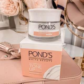 SALE: Ponds White beauty instabright tone up milk cream 50g