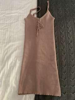 Size small Dusty Rose dress