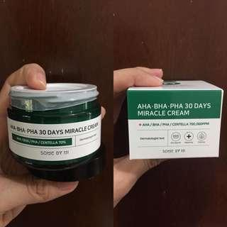 Some by Mi Miracle Cream