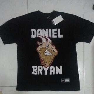 "WWE Daniel Bryan ""Goat Face"" T-Shirt WWF WEW ECW TNA UFC MMC"