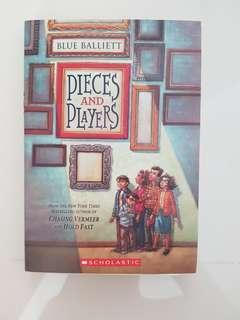🚚 Pieces and Players Children Storybook