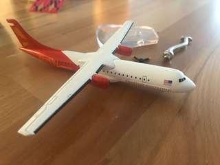 Diecast Firefly airplane model