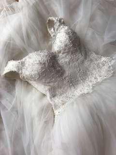 婚紗 (少拖尾)