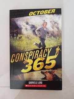 🚚 Conspiraracy 365 Storybook